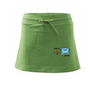 BFF wifi a pc - Sportovní sukně - two in one