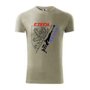 Biathlon - Czech Lion - Viper FIT pánské triko