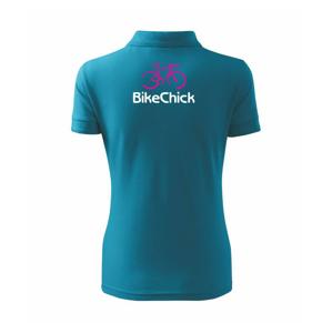 Bike Chick - Polokošile dámská Pique Polo