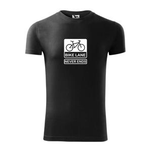 Bike lane - Replay FIT pánské triko