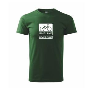 Bike lane - Triko Basic Extra velké