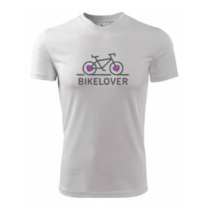 Bike lover - Pánské triko Fantasy sportovní (dresovina)