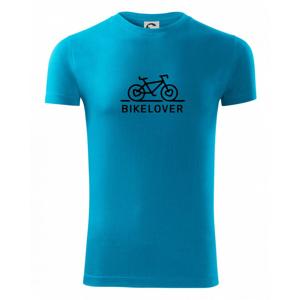 Bike lover - Viper FIT pánské triko