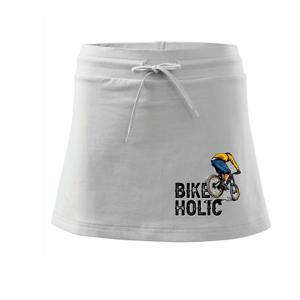 BikeHolic - Sportovní sukně - two in one