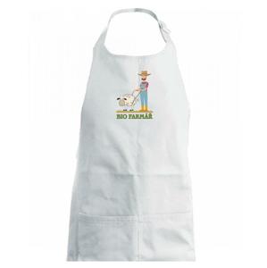 BIO farmář - Dětská zástěra na vaření