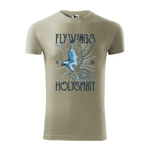 Bird dovefly - Replay FIT pánské triko