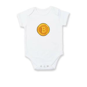 Bitcoin mince - Body kojenecké