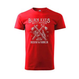 Black Axes - Triko Basic Extra velké