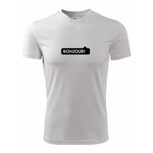 Bonjour - Dětské triko Fantasy sportovní (dresovina)