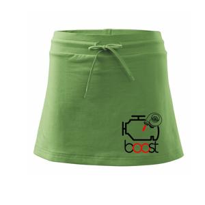 Boost - Sportovní sukně - two in one