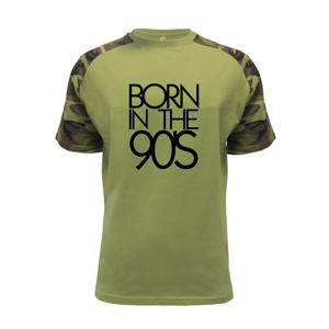 Born In The 90's - Raglan Military