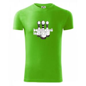 Bowlingová legenda - Viper FIT pánské triko