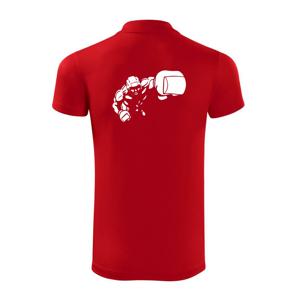Boxer obrys - Polokošile Victory sportovní (dresovina)
