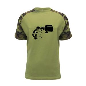 Boxer obrys - Raglan Military
