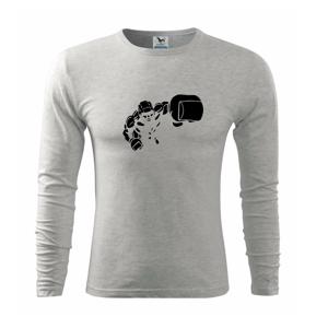 Boxer obrys - Triko s dlouhým rukávem FIT-T long sleeve