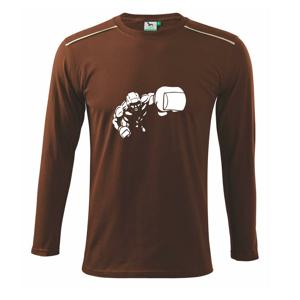 Boxer obrys - Triko s dlouhým rukávem Long Sleeve