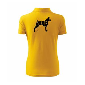 Boxer - Polokošile dámská Pique Polo