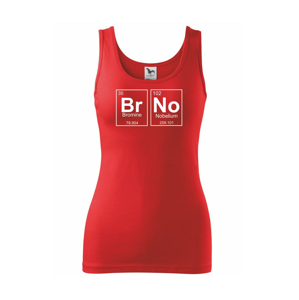 BRNO - periodická tabulka - Tílko triumph