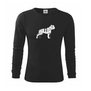 Buldog - Triko dětské Long Sleeve
