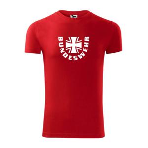 Bundeswehr kříž + nápis - Viper FIT pánské triko