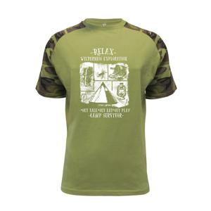 Camp Survivor - Raglan Military