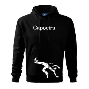 Capoeira velký - Mikina s kapucí hooded sweater