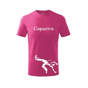 Capoeira velký - Triko dětské basic