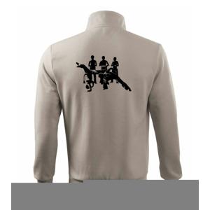 Capoeira všichni - Mikina bez kapuce Adventure