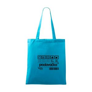 Čárový kód - Prodavačka - Taška malá