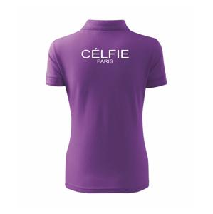 Célfie Paris - Polokošile dámská Pique Polo