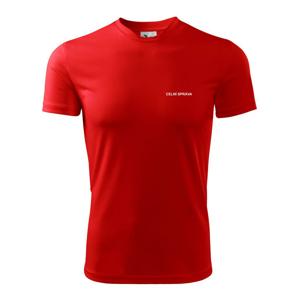 Celní správa - Pánské triko Fantasy sportovní (dresovina)