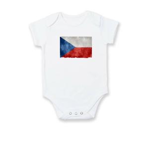 Česká vlajka stará - Body kojenecké