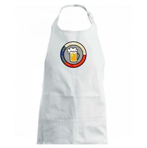 Český čundrák - logo (lulu_art) - Dětská zástěra na vaření