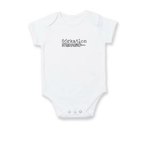 Čeština 2.0 - čórkatlon - Body kojenecké