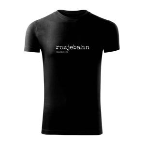 Čeština 2.0 - rozjebahn - Viper FIT pánské triko