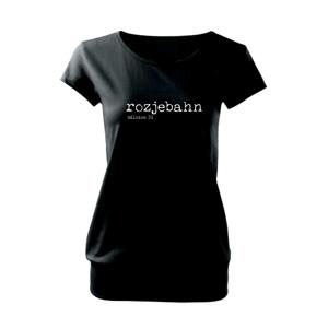 Čeština 2.0 - rozjebahn - Volné triko city