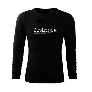 Čeština 2.0 - žránoce - Triko s dlouhým rukávem FIT-T long sleeve