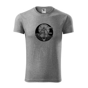 Cestování - hory kompas - Viper FIT pánské triko