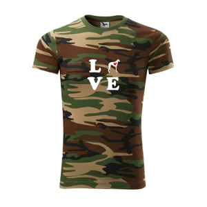 Chrt love - Army CAMOUFLAGE