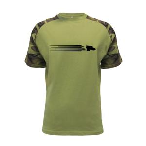 Chrt rychlý - Raglan Military
