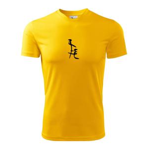 Čínský znak - Dětské triko Fantasy sportovní (dresovina)