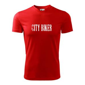 City biker - Pánské triko Fantasy sportovní