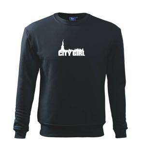 Citygirl - Mikina trendy essential