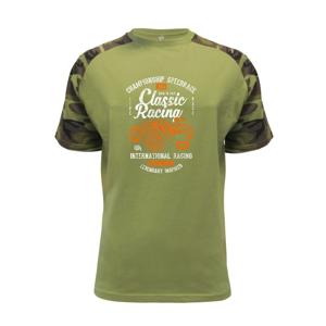 Classic Racing - Raglan Military