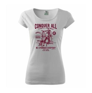 Conquer All - Pure dámské triko