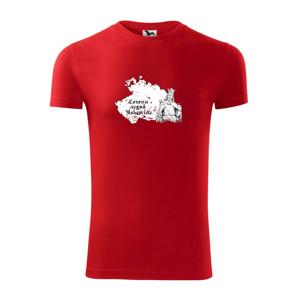 Corona Regni Bohemiae - Viper FIT pánské triko