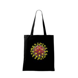 Corona virus - korona virus - Taška malá