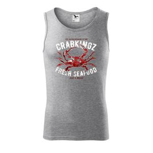 Crab seafood - Tílko pánské Core