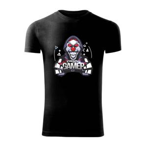 Crazy gamer - Viper FIT pánské triko