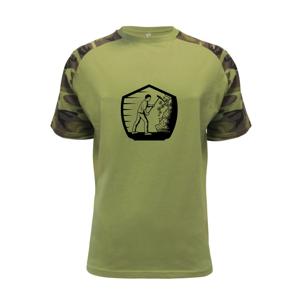 Crypto horník - Raglan Military